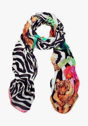 Schal - multi-coloured