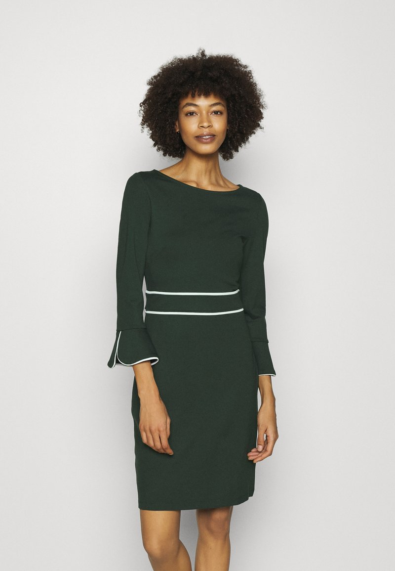 Anna Field - Shift dress - dark green