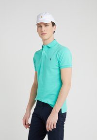 Polo Ralph Lauren - SLIM FIT - Polo - sunset green - 0