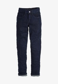 s.Oliver - SEATTLE - Straight leg jeans - dark blue denim stretch - 0