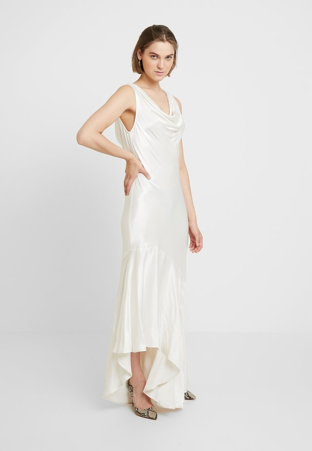 DARCEY DRESS - Occasion wear - ivory
