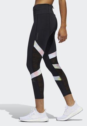 HOW WE DO SANTA MONICA 7/8 LEGGINGS - Leggings - black