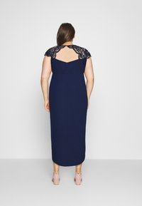 TFNC Curve - QUINN MAXI - Cocktail dress / Party dress - navy - 2