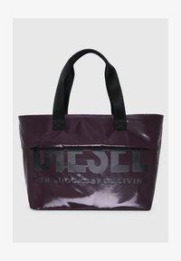 Diesel - Tote bag - dark violet - 0
