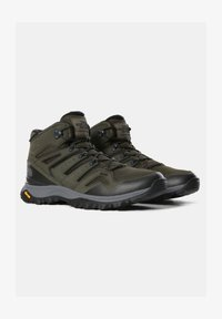 The North Face - M HEDGEHOG MID FUTURELIGHT (EU) - Hiking shoes - new taupe green/black - 2