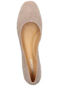 MAHONY - BARABA - Ballet pumps - taupe - 1