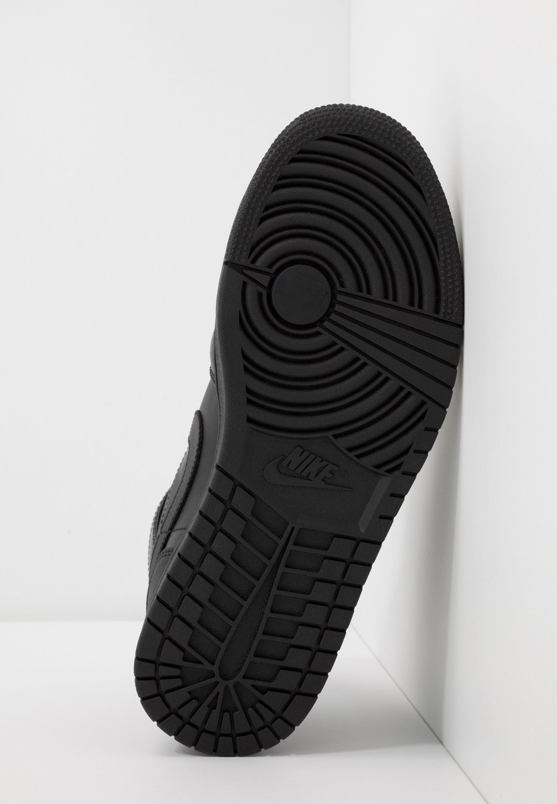 AIR 1 MID - Baskets montantes - black
