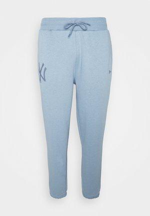 MLB NEW YORK YANKEES SEASONAL LOGO - Klubové oblečení - soft blue