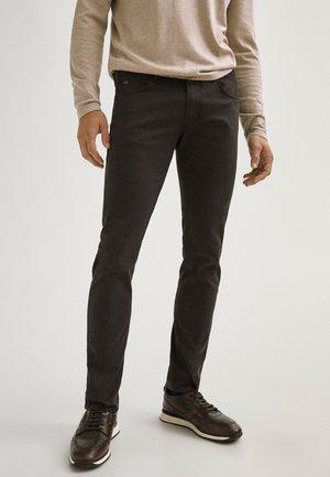 SLIM FIT - Pantalon classique - grey
