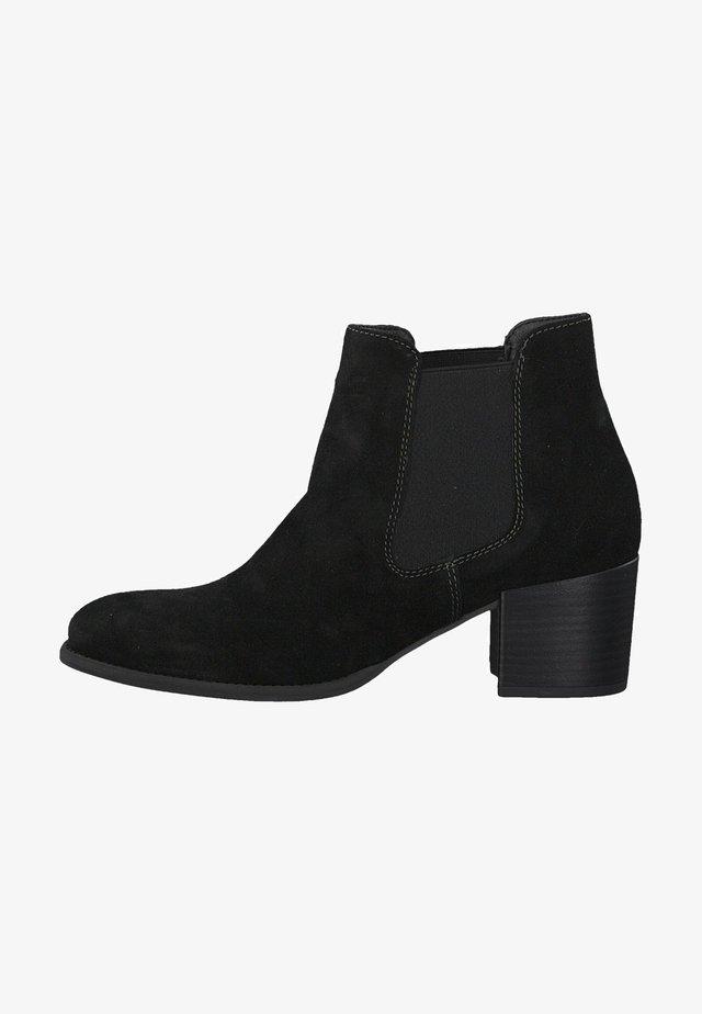 CHELSEA  - Boots à talons - black