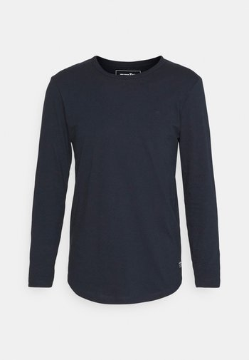 Långärmad tröja - sky captain blue