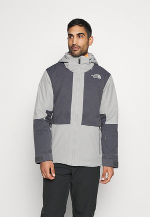 CHAKAL JACKET - Ski jas - grey/light grey