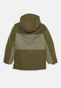 Columbia - PORTEAU COVE JACKET - Zimní bunda - new olive heather/stone green heather - 1