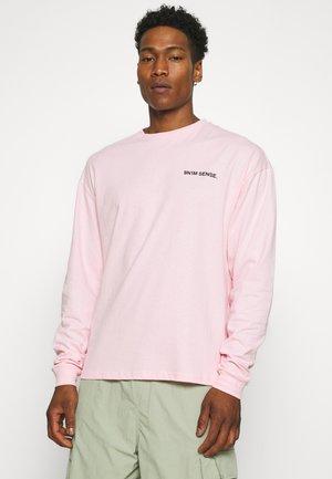 LOGO UNISEX - Longsleeve - pink