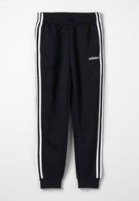 adidas Performance - 3S PANT - Tracksuit bottoms - black/white - 0