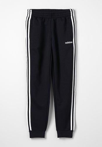 UNISEX - Pantalones deportivos - black/white