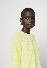 CECILIE copenhagen - DRESS - Day dress - avocado green - 3