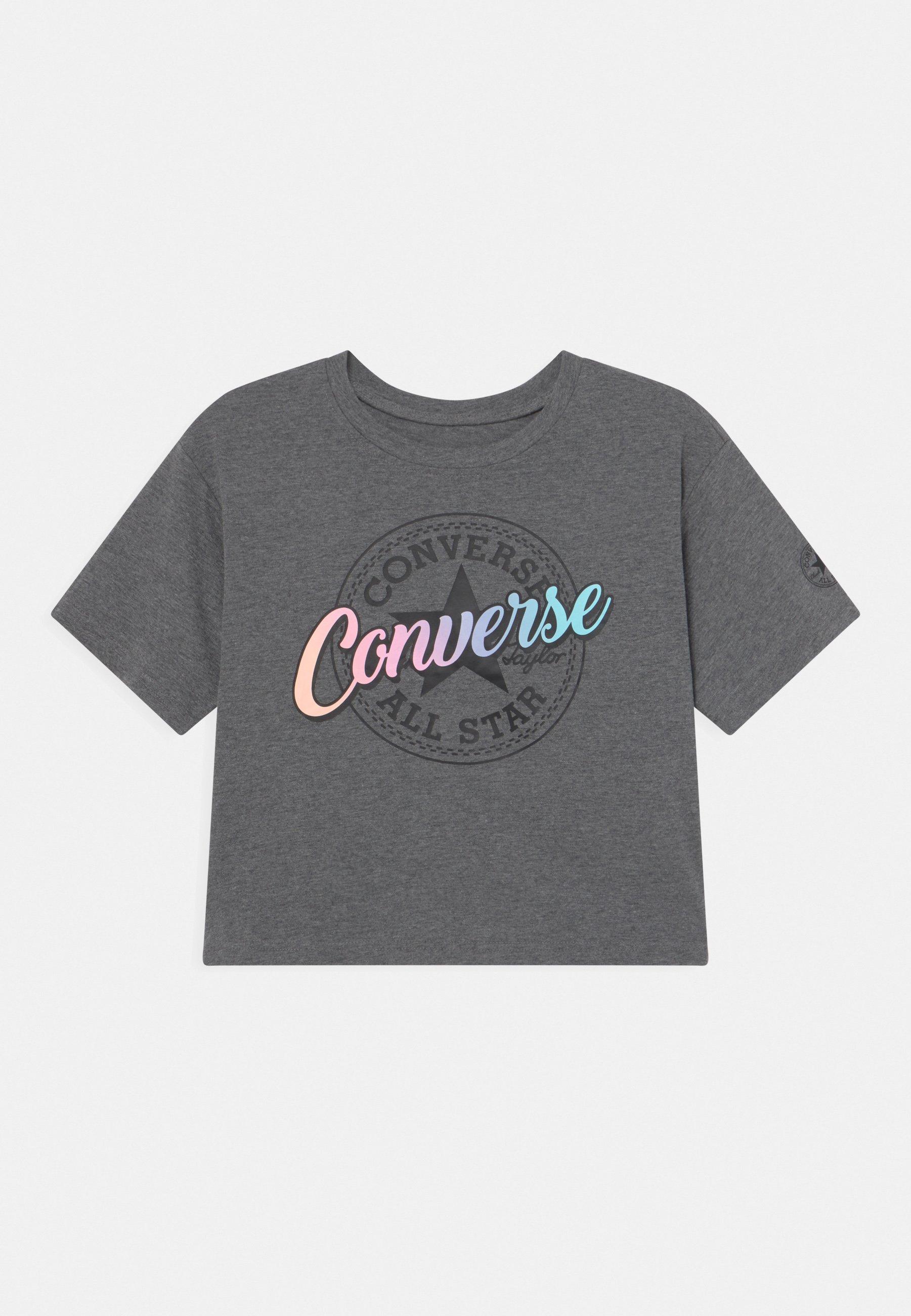 Enfant SHORT SLEEVE TULIP HEM GRAPHIC - T-shirt imprimé
