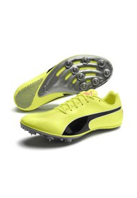 Puma - Spikes - fizzy yellow-black - 5