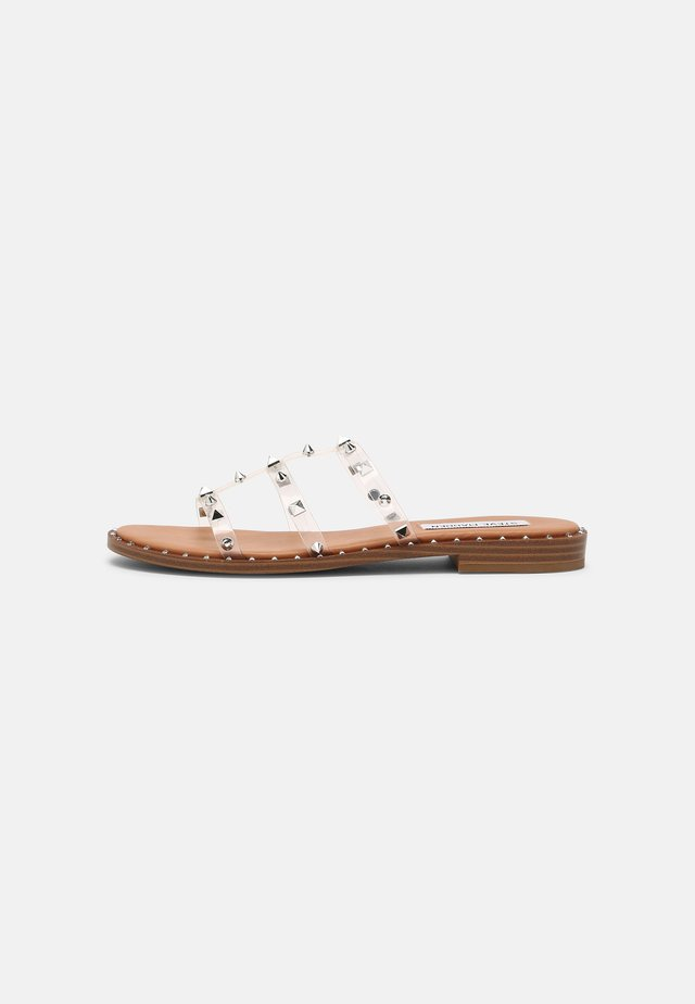 TAYANA - Pantofle - clear
