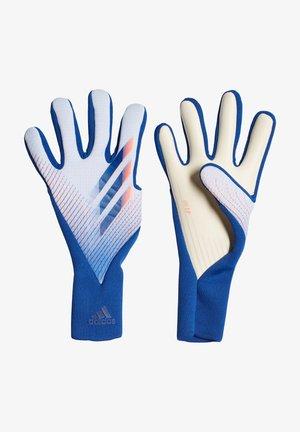 X 20 PRO - Goalkeeping gloves - blaublaurosa