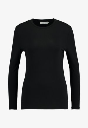 ESTER - Long sleeved top - black