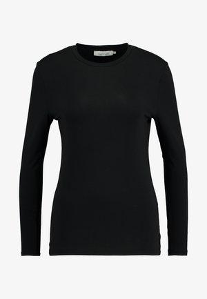 ESTER - Top sdlouhým rukávem - black