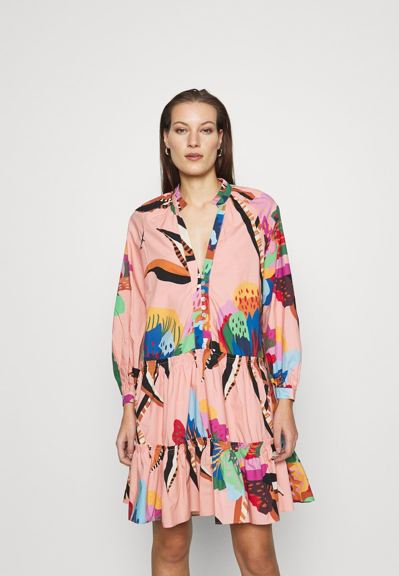 Farm Rio - LUCY FLORAL DRESS - Day dress - multi
