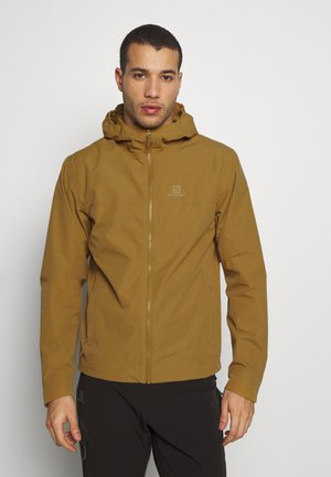 EXPLORE - Chaqueta outdoor - cumin