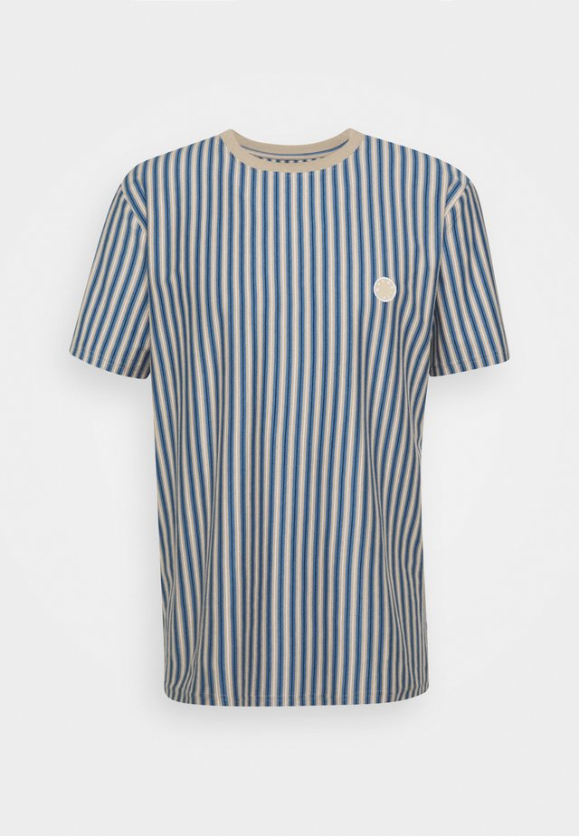 JABI MILK STRIPE TEE - T-shirt print - ecru