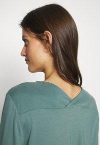 Betty & Co - Long sleeved top - sagebrush green - 3