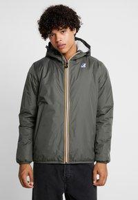 K-Way - UNISEX CLAUDE ORESETTO - Light jacket - dark green - 0