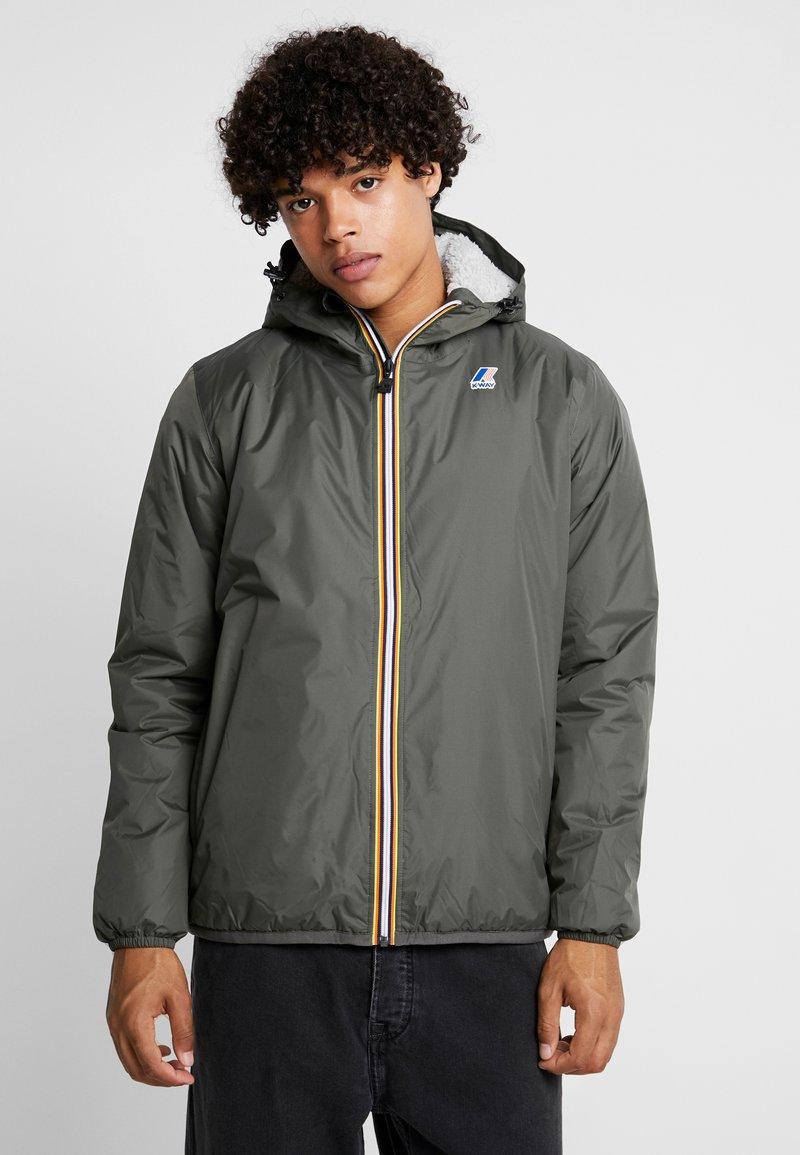 K-Way - UNISEX CLAUDE ORESETTO - Light jacket - dark green