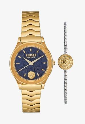 MOUNT PLEASANT BOX SET - Uhr - gold-coloured