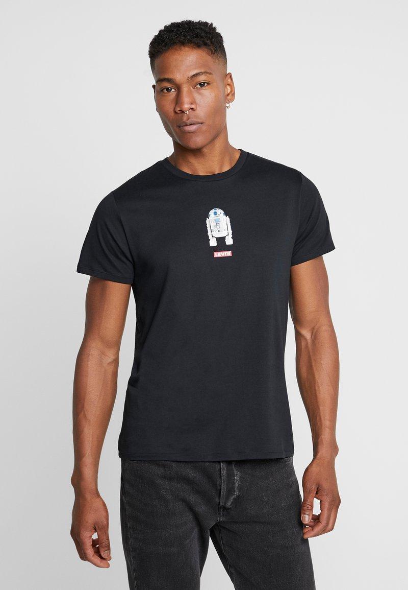 Levi's® - LEVI'S® X STAR WARS GRAPHIC - T-shirt imprimé - black