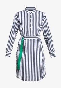 Benetton - DRESS - Sukienka koszulowa - navy - 5