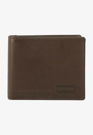 BERLINO - Wallet - dark brown