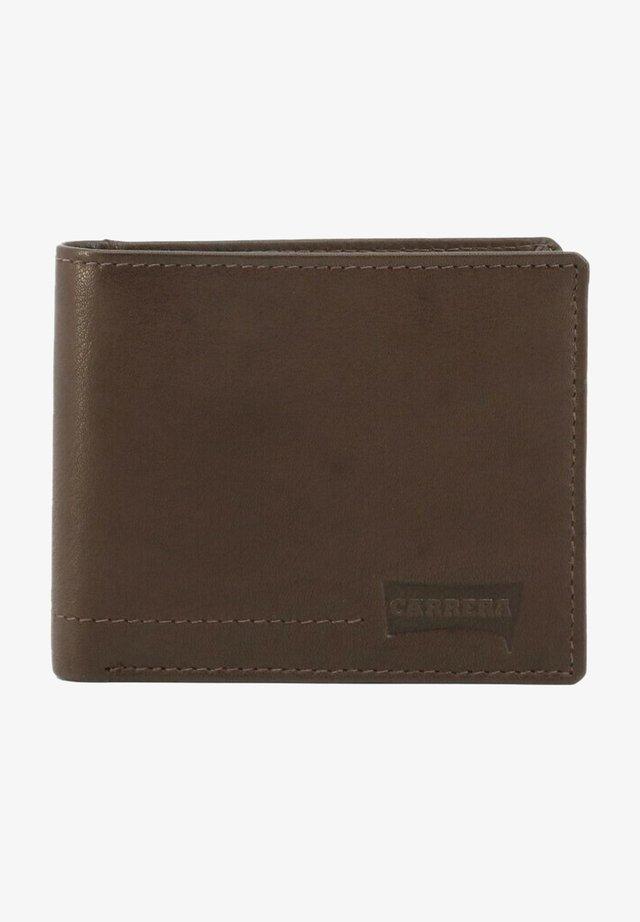 BERLINO - Wallet - dark brown