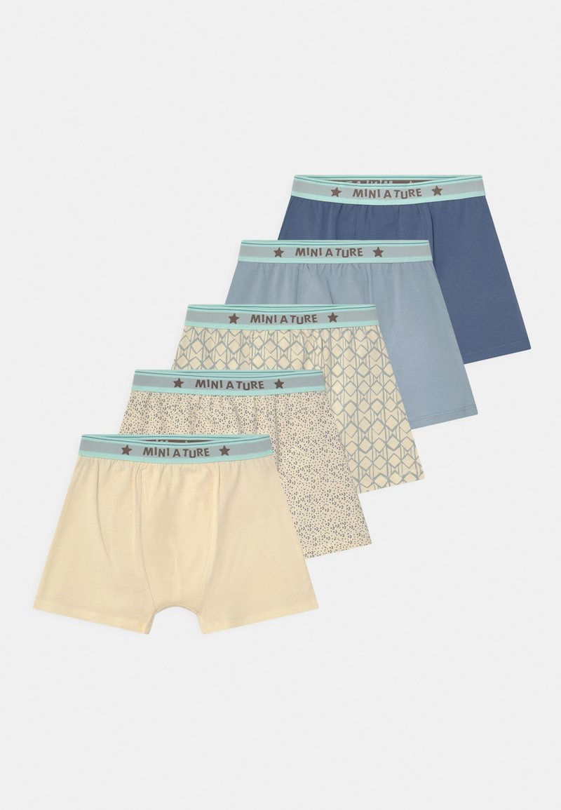 MINI A TURE - 5 PACK - Pants - off-white