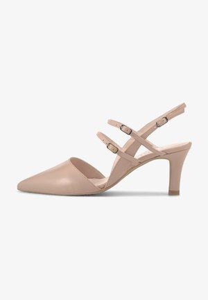 RABIA-TR - Classic heels - nude