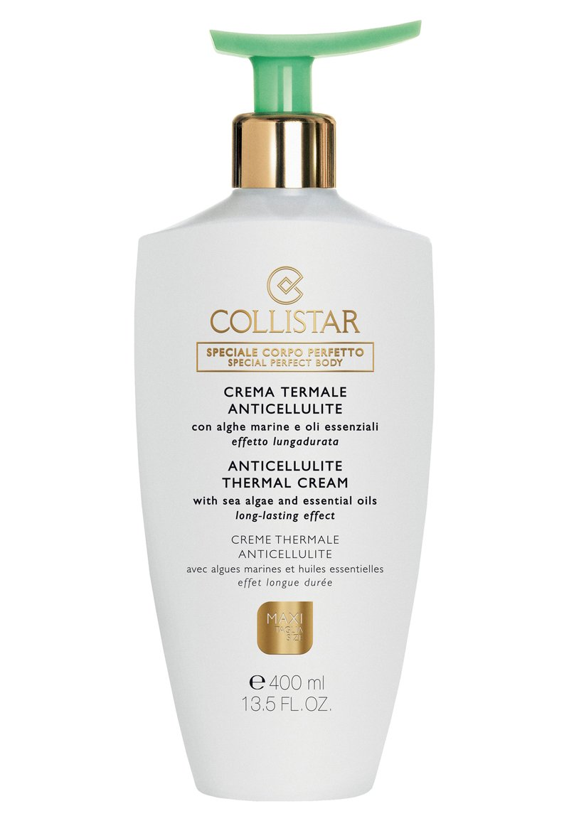 Collistar - ANTICELLULITE THERMAL CREAM - Anti-Cellulite - -