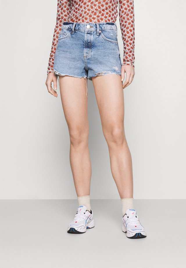 HANNAH SHORT - Denim shorts - authentic