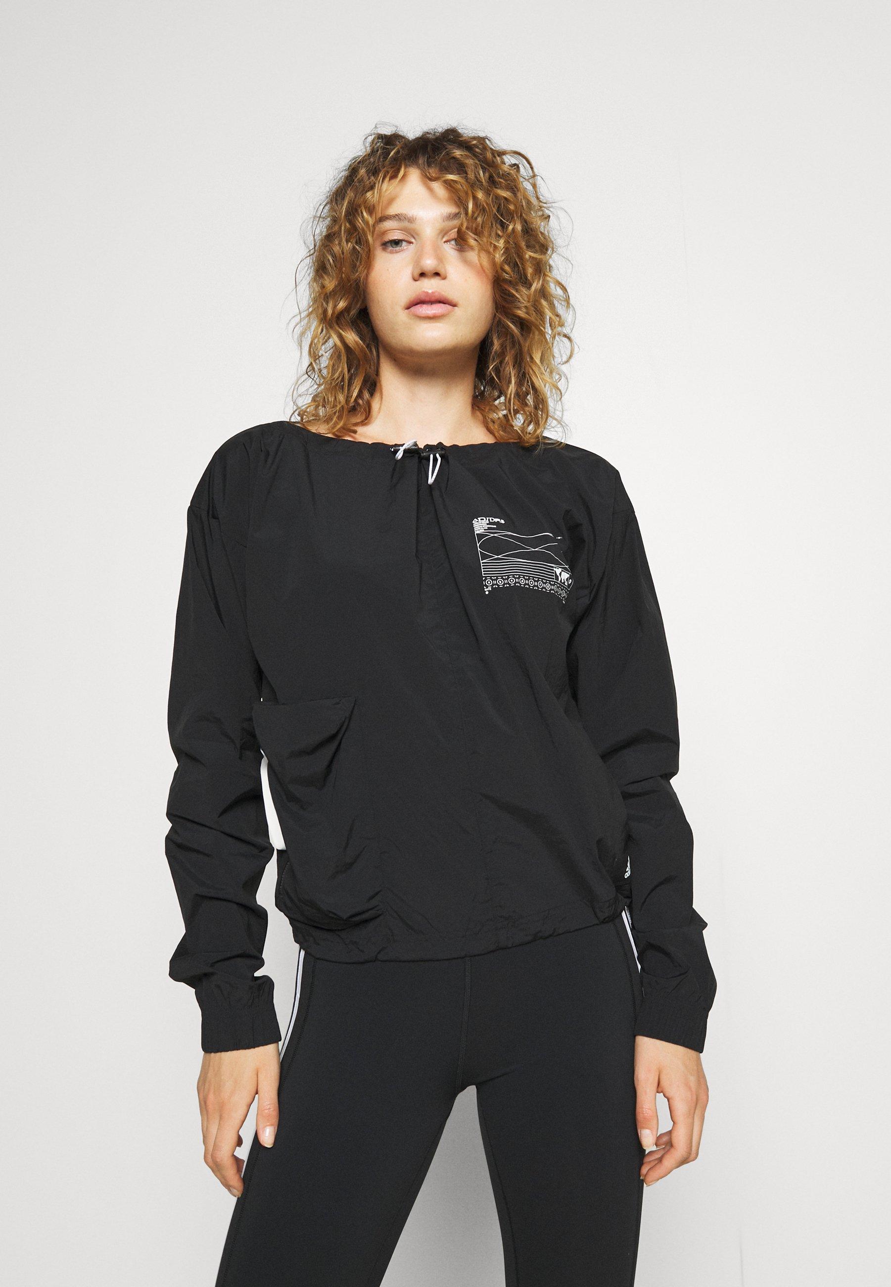Women CITY CREW - Training jacket