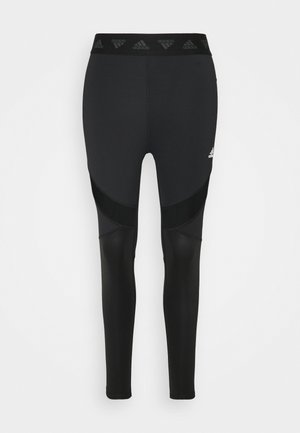 OLYMPIC SPORTS LEGGINGS - Collant - black