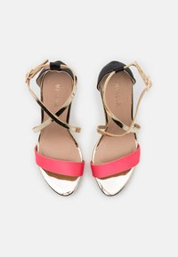 Menbur - High heeled sandals - coral - 5
