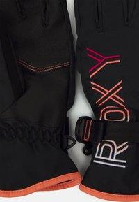 Roxy - Rękawiczki pięciopalcowe - true black - 7
