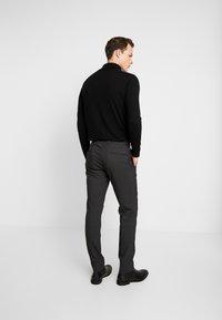 Antony Morato - SLIM JACKET BONNIE PANTS  - Kostym - black - 5