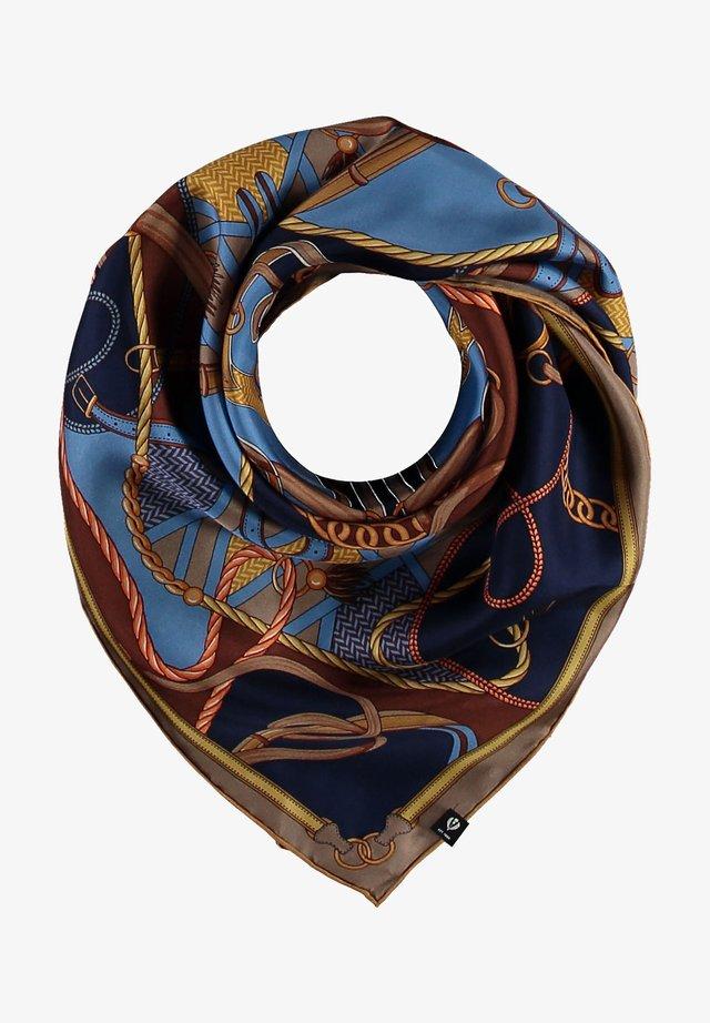 Foulard - königsblau