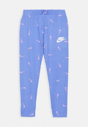 SWOOSHFETTI - Leggings - royal pulse