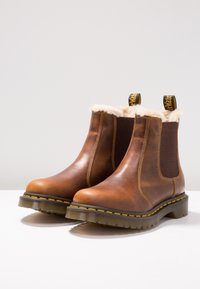 Dr. Martens - 2976 LEONORE - Classic ankle boots - butterscotch orleans - 4